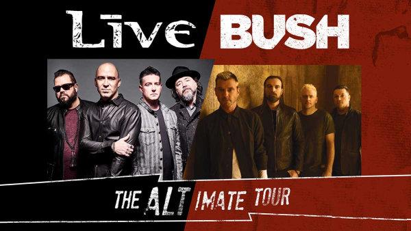 None - LIVE & Bush