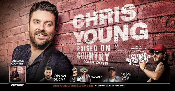 None - Chris Young at Coral Sky Amphitheater!