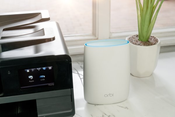 None - Win an ORBI WiFi system!