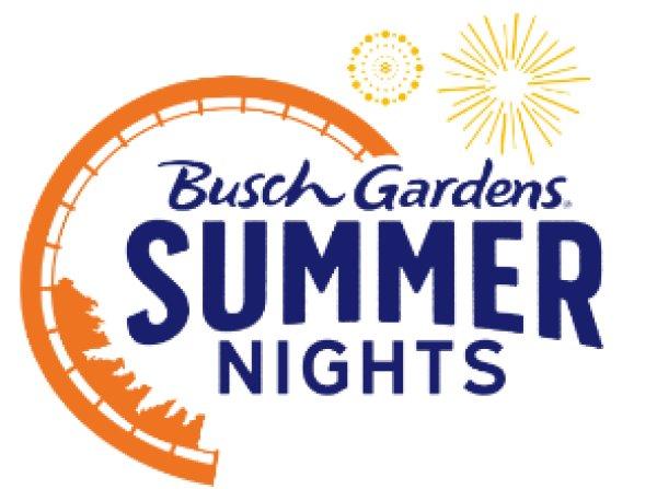 None - Summer Nights at Busch Gardens Tampa Bay!
