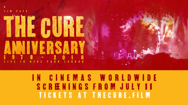 None - The Cure Anniversary Film Screening
