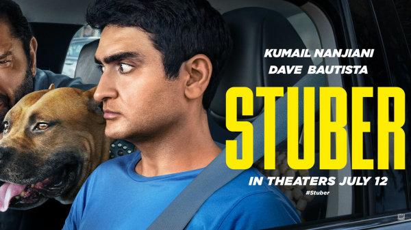 None - STUBER: Advanced Screening