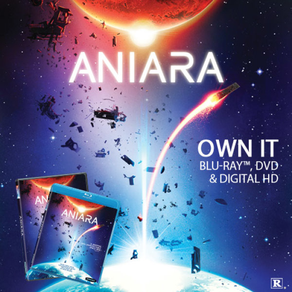 None - Enter to Win ANIARA on DVD & Blu-Ray!