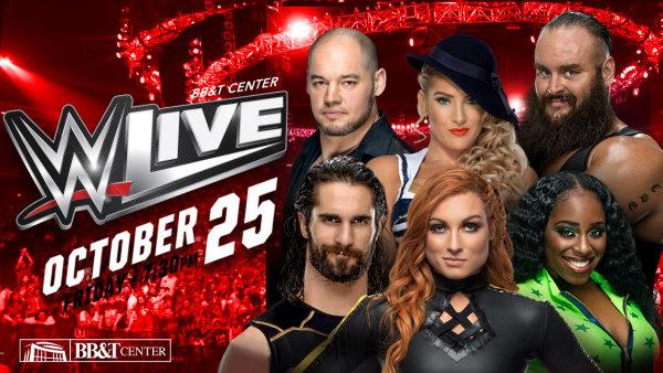 None - WWE: LIVE