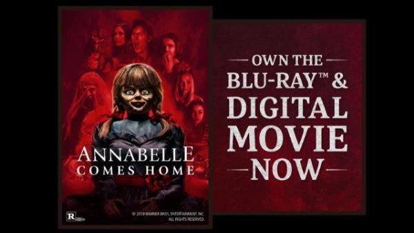 None - Annabelle Comes Home