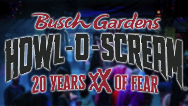 None - Howl-O-Scream At Busch Gardens