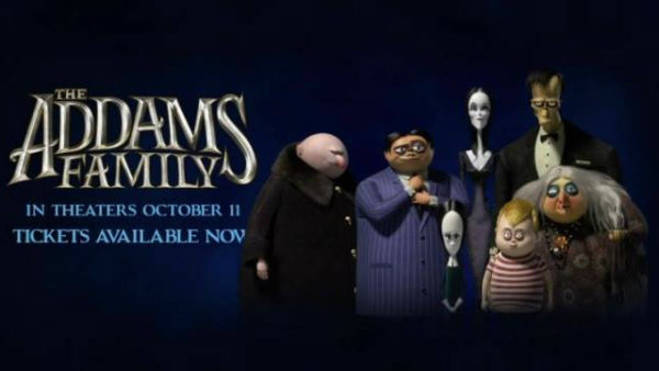 None - The Addams Family Movie