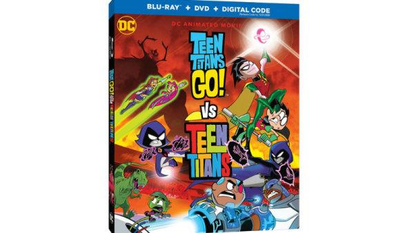 None - Teen Titans Go! vs. Teen Titans