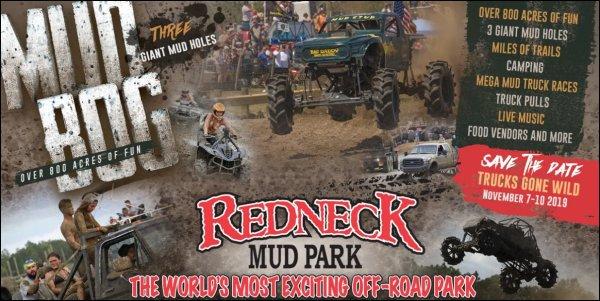 None - Redneck Mud Park Trucks Gone Wild Fall Classic!