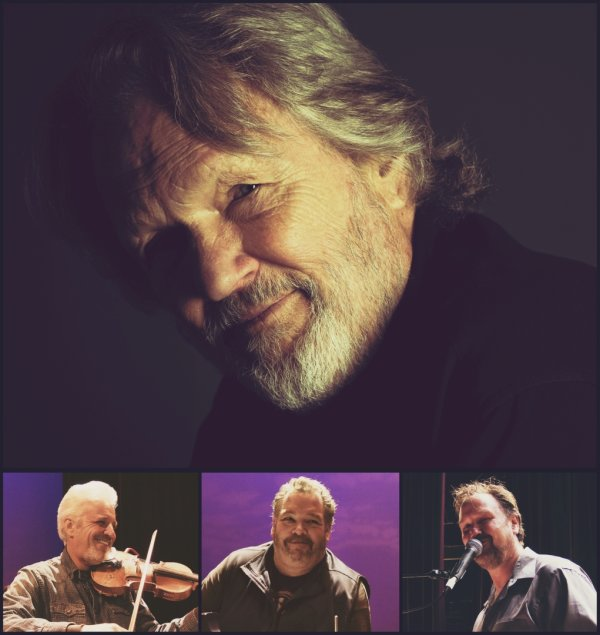 None - Win Tickets to See Kris Kristofferson Tickets at The Sunrise Theatre!