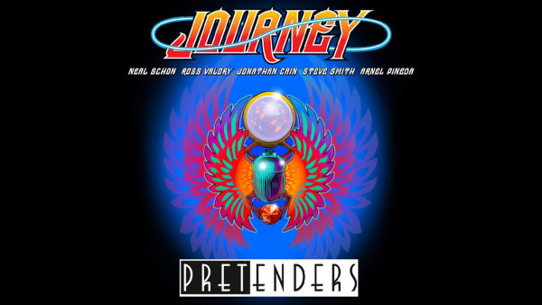 None - Journey l The Pretenders
