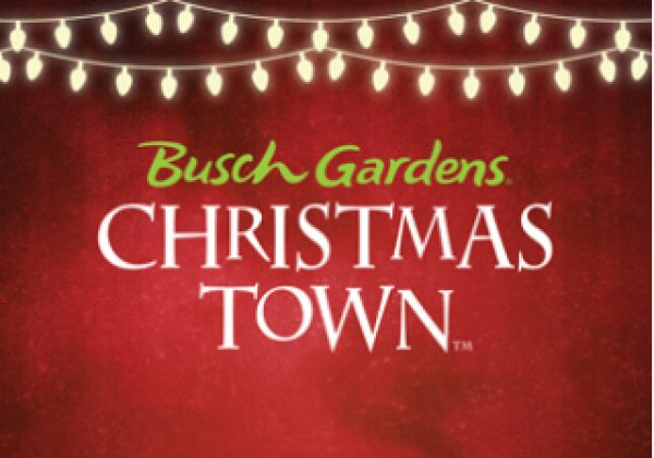 None - Win Tickets to Christmas Town at Busch Gardens Tampa!