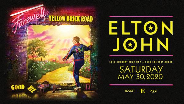 None - Elton John