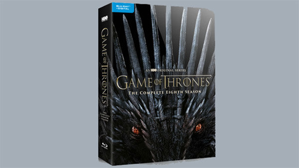 None - Game Of Thrones: The Complete 8th Season
