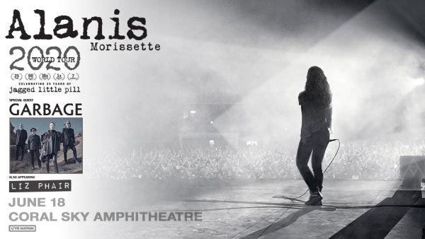 None - Alanis Morissette