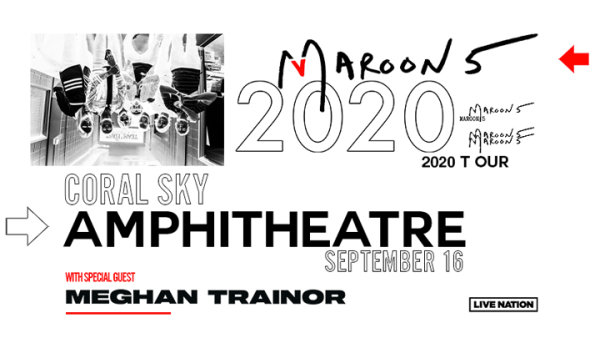 None - See Maroon 5 & Meghan Trainor In Concert