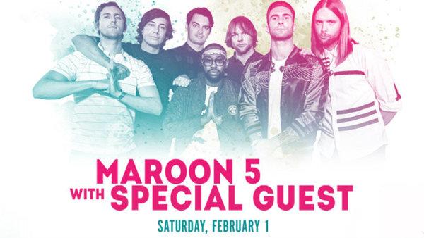 None - Maroon 5: Super Bowl Music Fest