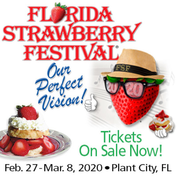 None - Florida Strawberry Festival Concert Giveaways!