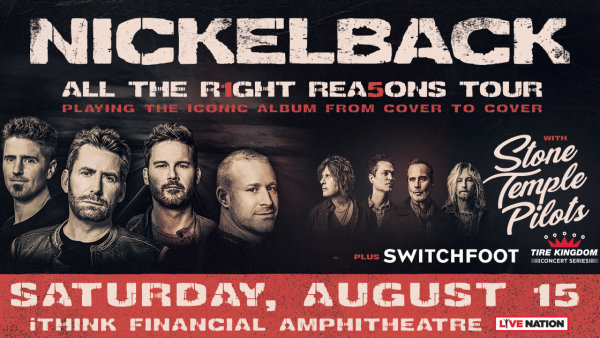 image for Nickelback