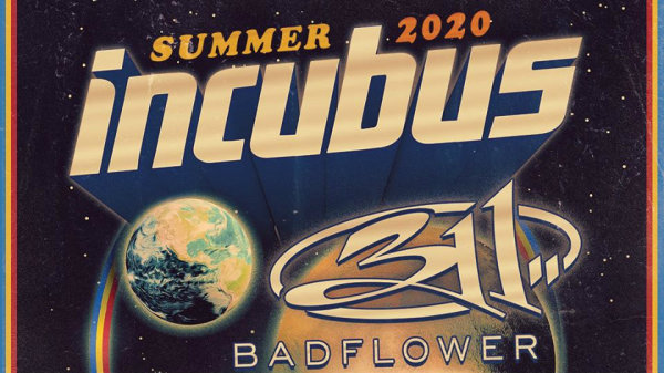 image for INCUBUS with 311