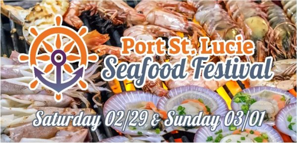 image for Port St. Lucie Seafood Festival!