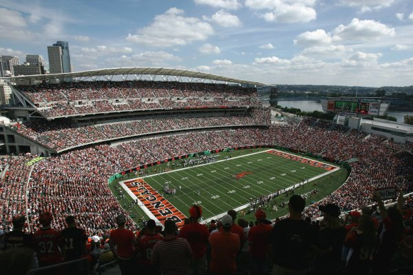 None - Bengals vs. Steelers Tickets, Courtesy of James Free Jewelers