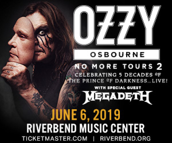 None - Ozzy Osbourne at Riverbend!