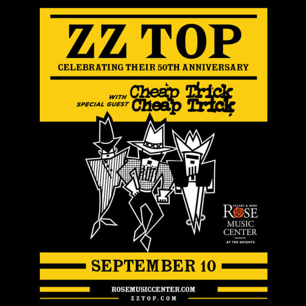 None - ZZ Top and Cheap Trick