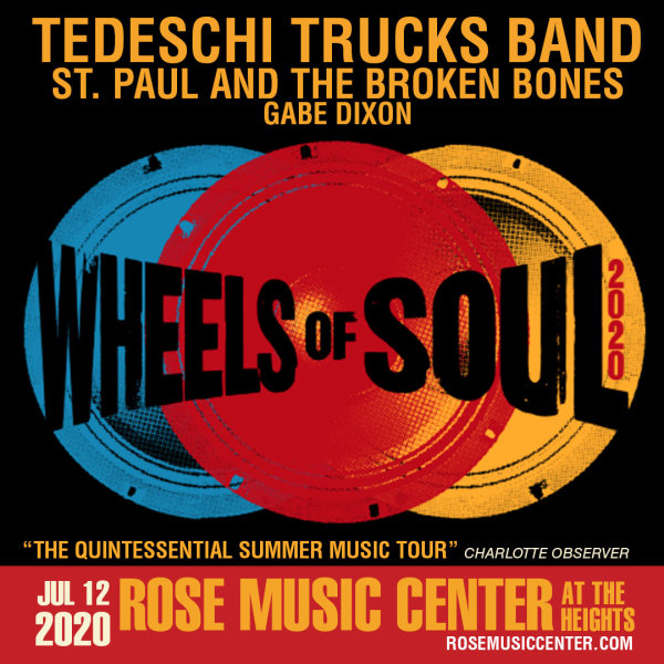 image for Tedeschi Trucks Band 2020