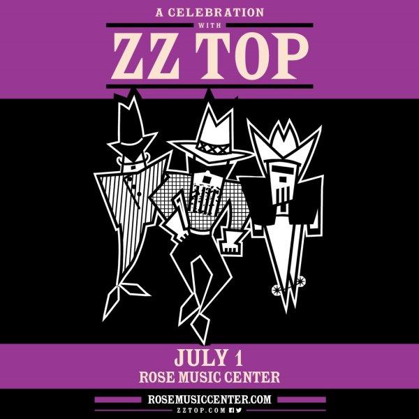 image for ZZ Top @ Rose Music Center