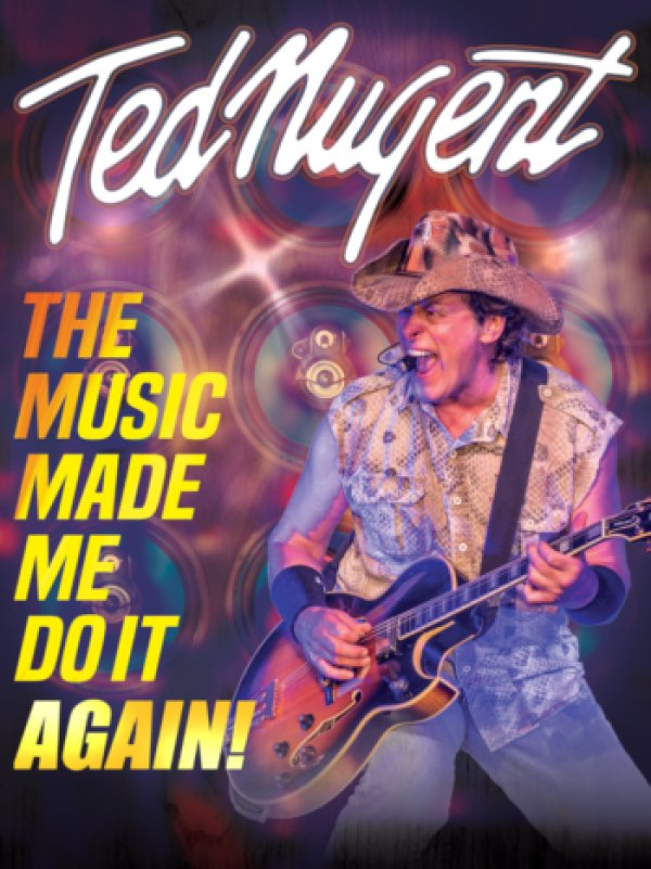 image for Ted Nugent @ Rose Music Center