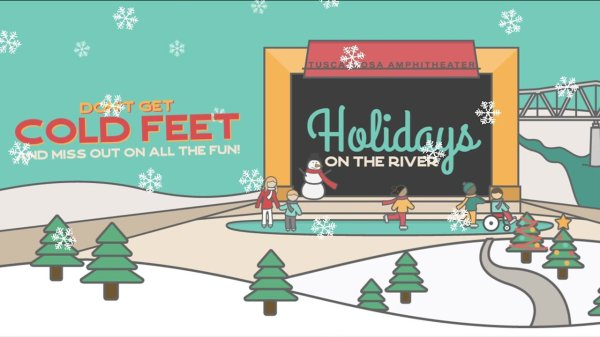 None -  Holidays On The River | Tuscaloosa Amphitheater