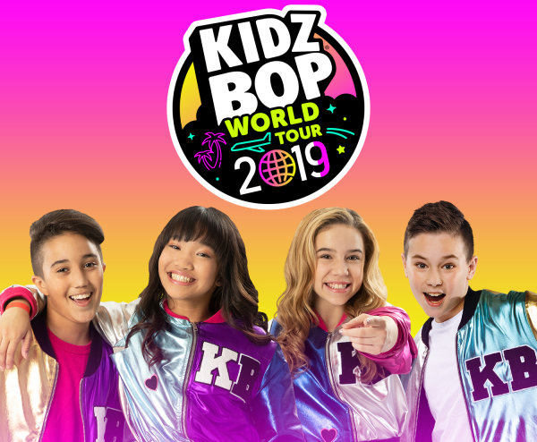None - Kidz Bop World Tour 2019 | Tuscaloosa Amphitheater