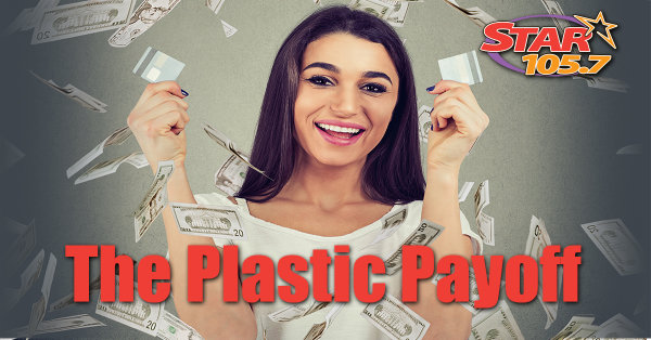 None - Win $1000 With The Plastic Payoff!