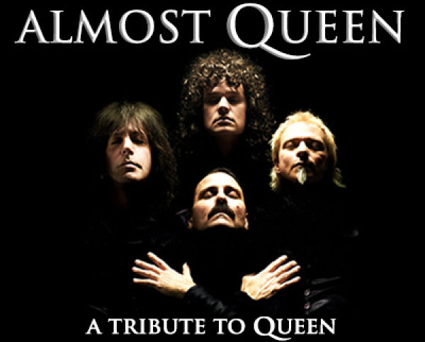 None - Win a Pair of 2nd Row Seats to see Almost Queen