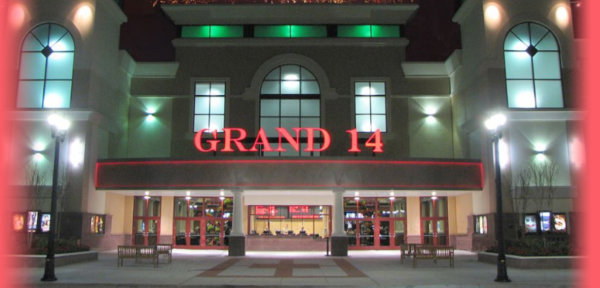 None - Win movies passes from Grand 14 @ Market Common