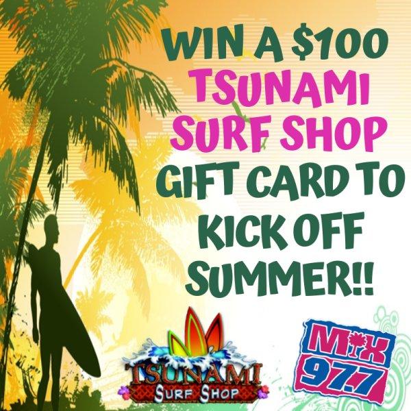 None - Tsunami Surf Shop
