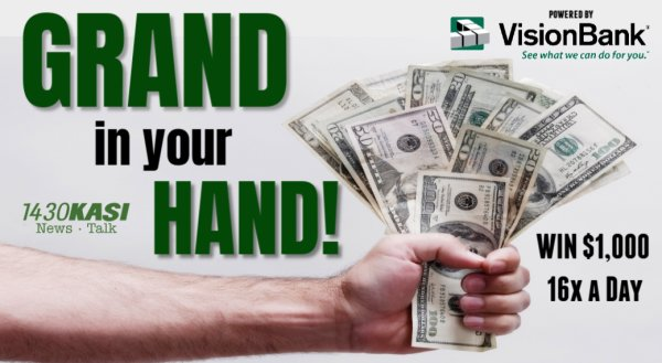 None - Put a Grand in Your Hand 16X a Day!