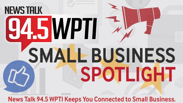 None - 94.5 WPTI Small Business Spotlight
