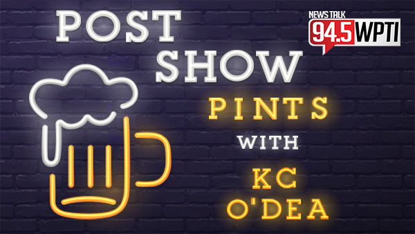 None - Post Show Pints with KC O'Dea