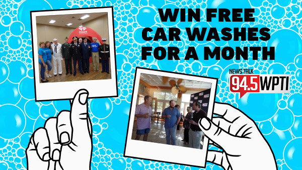 None - Free Car Washes for a Month