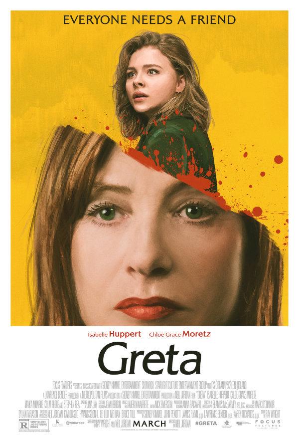 None - GRETA Advanced Screening Giveaway!