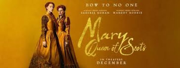 None - Enter below for your chance to win a pair of tickets to the advance screening of MARY QUEEN OF SCOTS