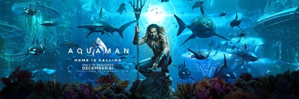 None - Enter below for your chance to win a pair of tickets to the advance screening of AQUAMAN