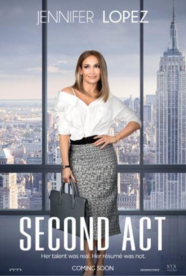 None - Advanced screening of Second Act