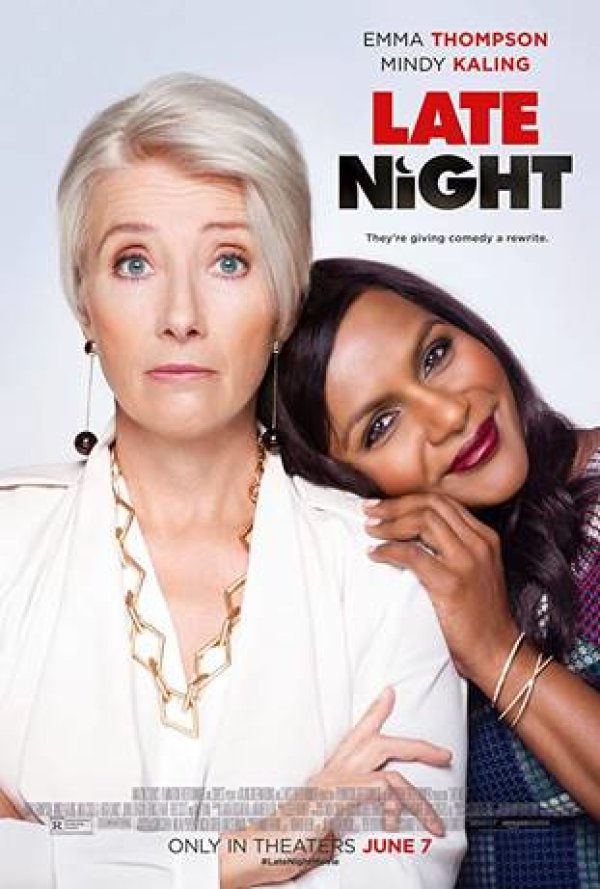 None - Enter for Your Chance to Win Advanced Screening Passes to Late Night!