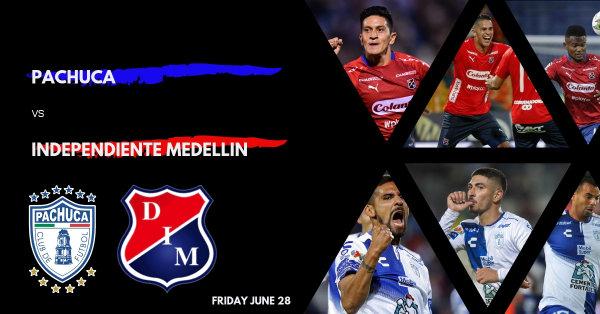 None - Gana Boletos Para el International Soccer Match Junio 28