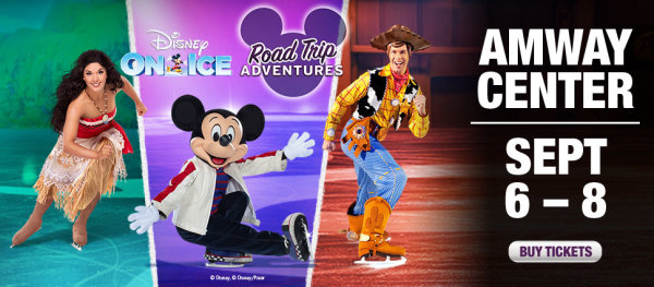 None - Disney On Ice: Road Trip Adventures Ticket Giveaway!