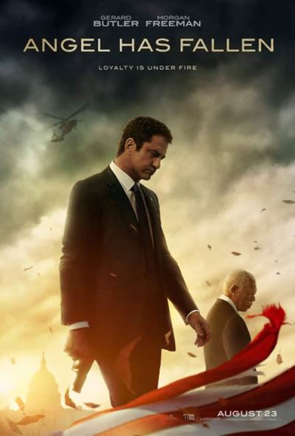 None - Movie Passes to See Angel Has Fallen!