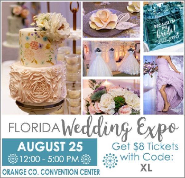 None - WXXL Florida Wedding Expo Giveaways!